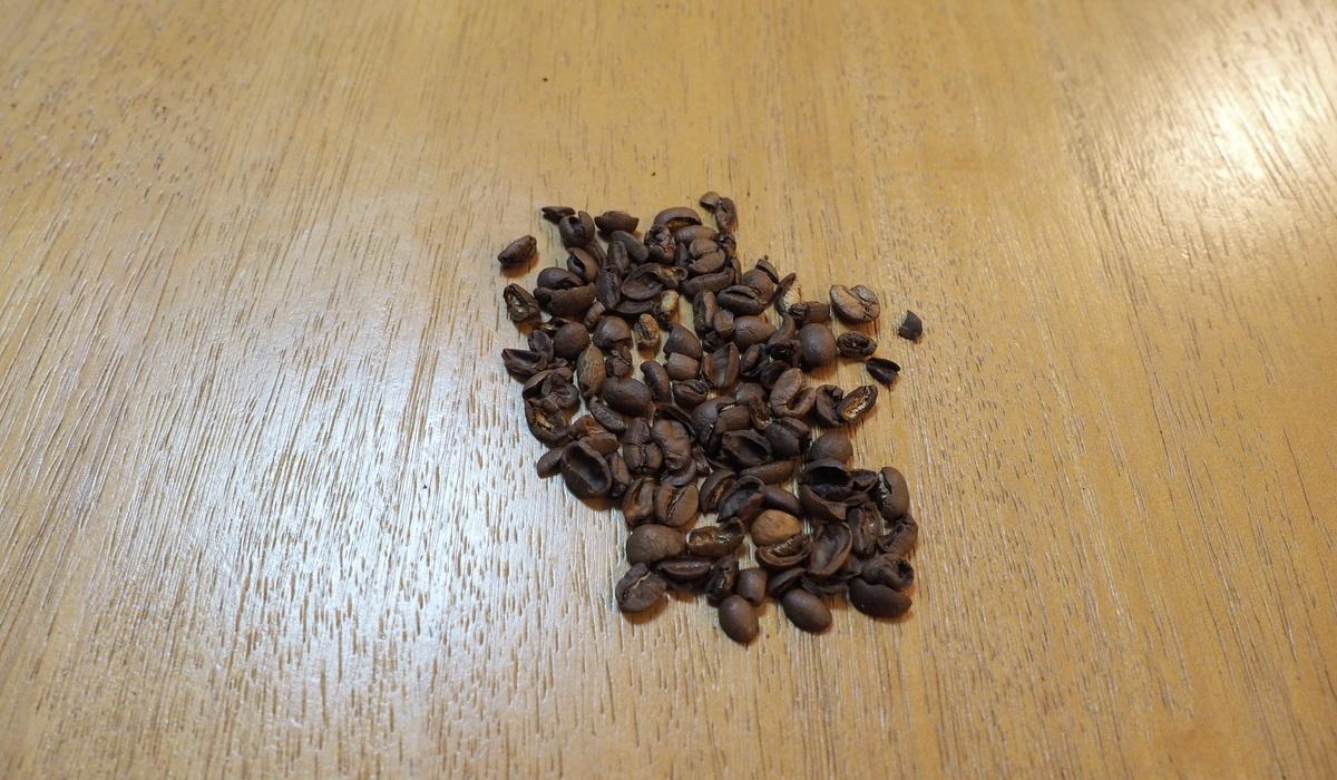 銀座カフェーパウリスタ_コーヒー通販_森のコーヒーブレンド_欠点豆