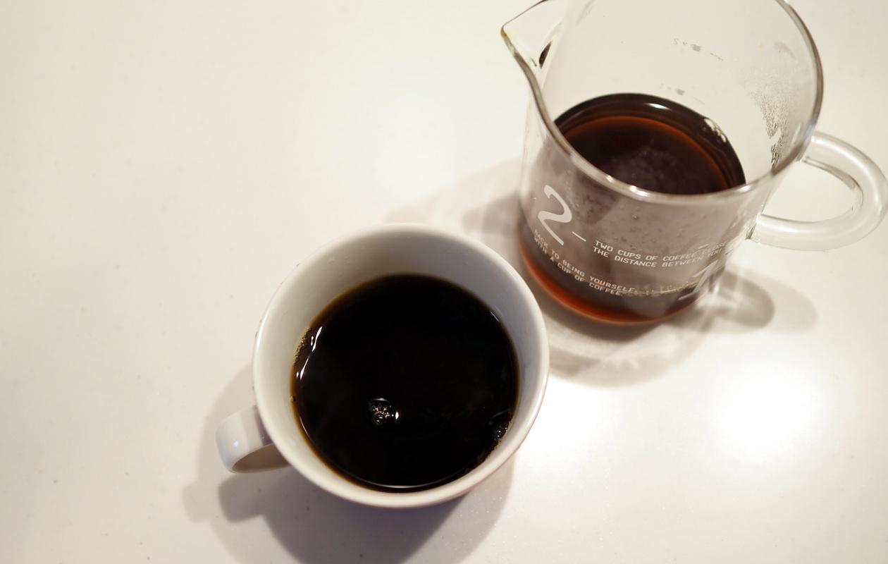 inuit coffee roasterのトライアルセット_エチオピア グジ ゲイシャを抽出