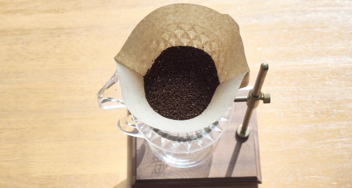 掛川一風堂_ふるさと納税_オリジナルブレンドコーヒーを抽出のためセット