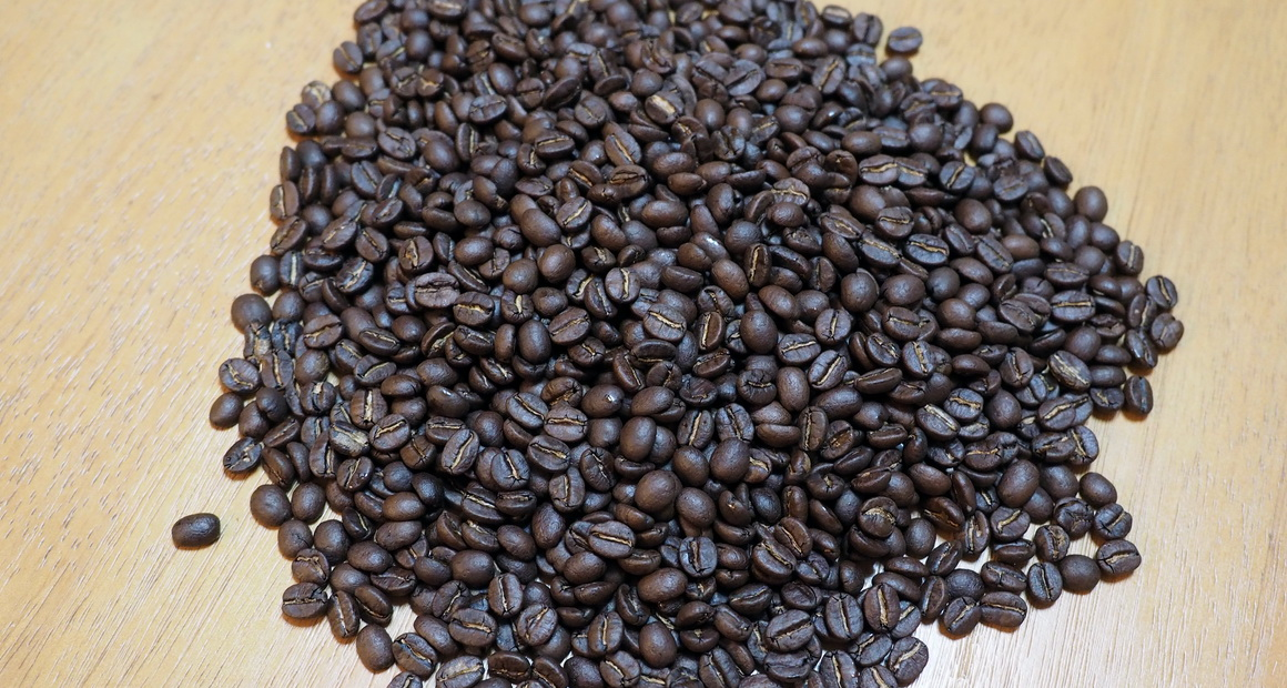 orithie(オリティエ)_タンザニアキリマンジャロ_スノートップ_コーヒー豆の状態