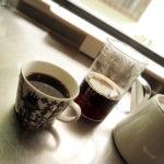 楽天で購入のコーヒー豆「コガメコーヒー」の『極上カビなしコーヒー豆』_抽出完了