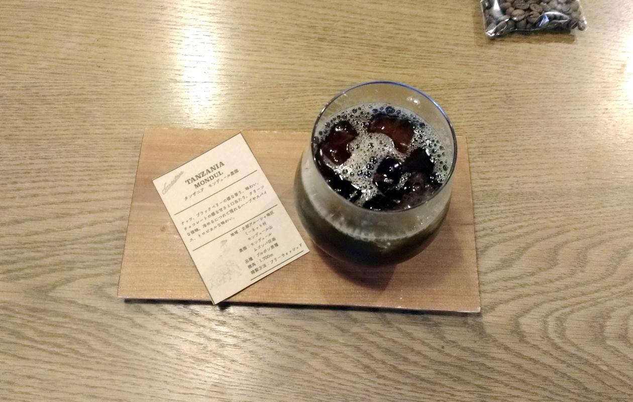仙台のカフェ デアストア