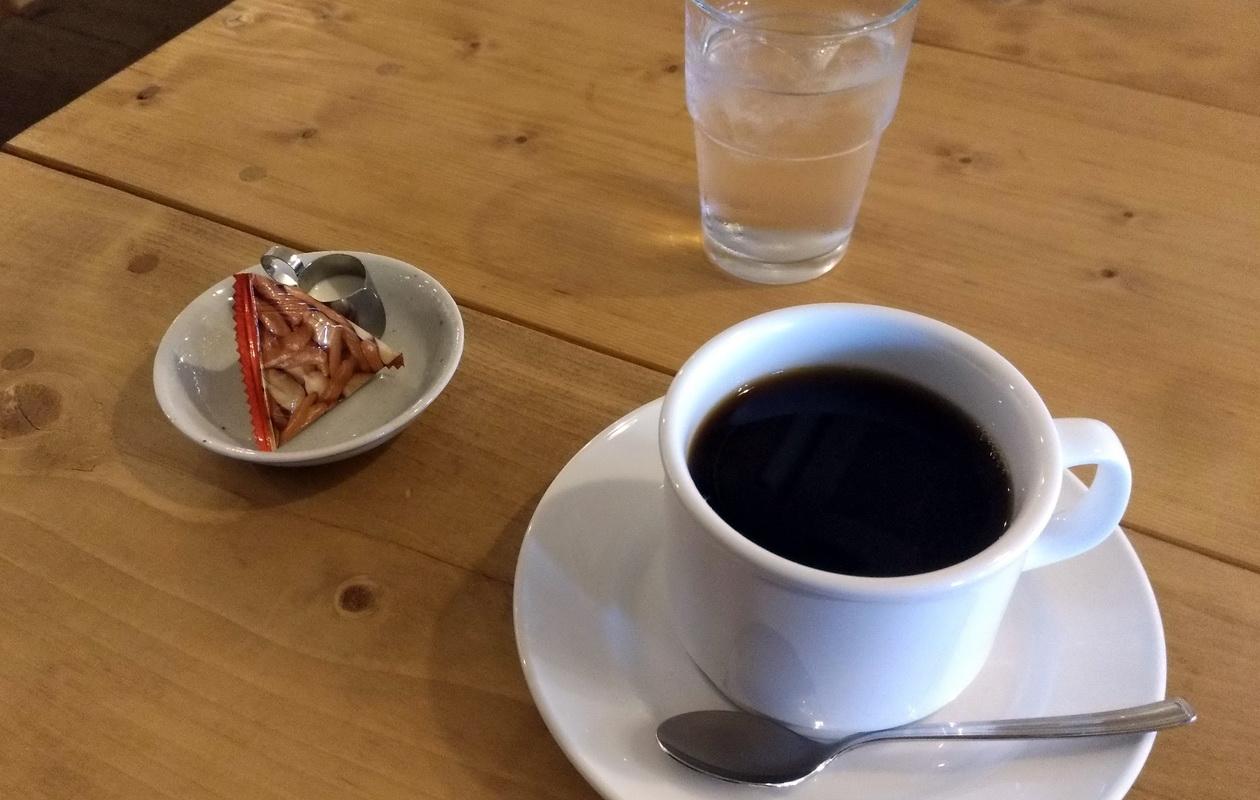 ハレバレコーヒーでカフェタイム