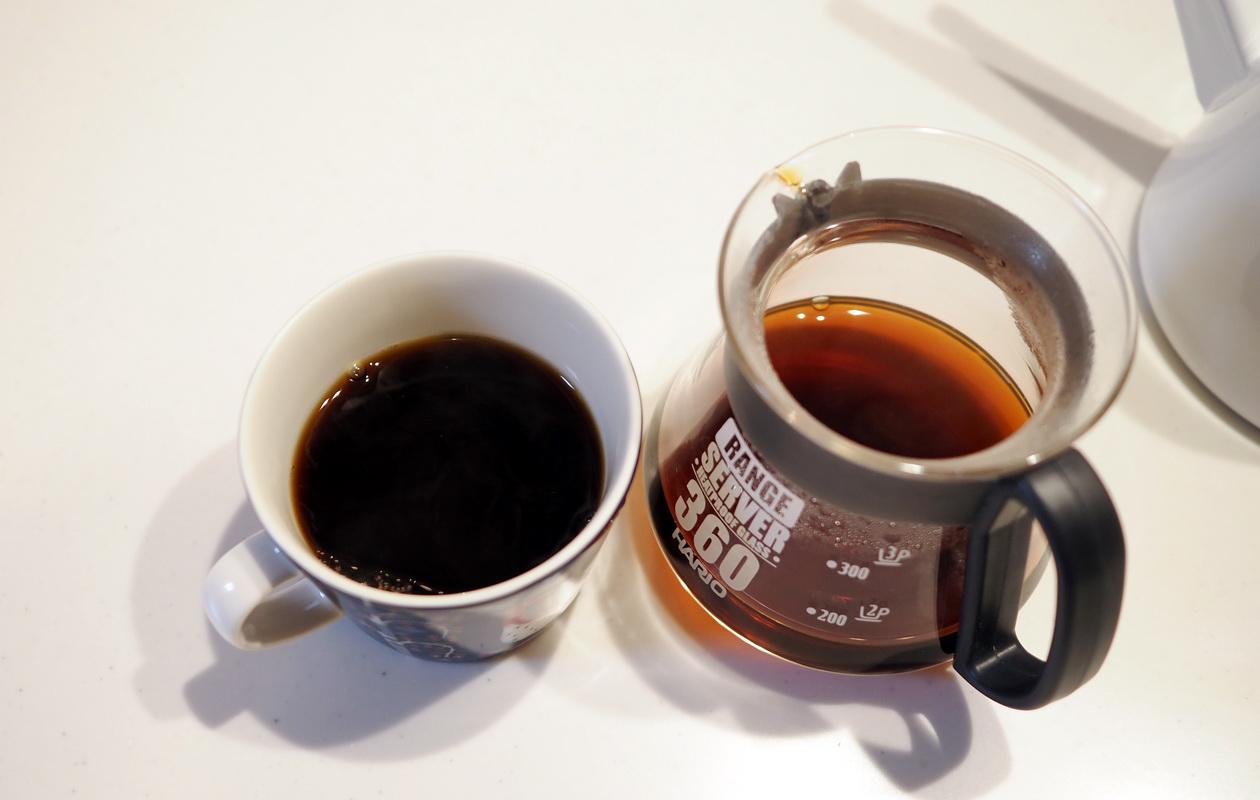 inuit coffee roasterのトライアルセット_エンジョイブレンドを抽出